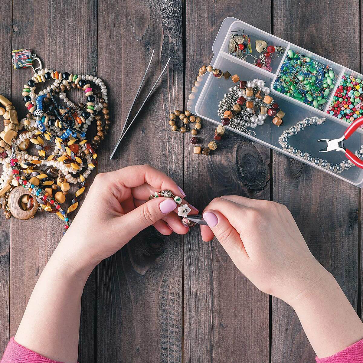 Important Craft Tools you Should Have when Making Jewellery